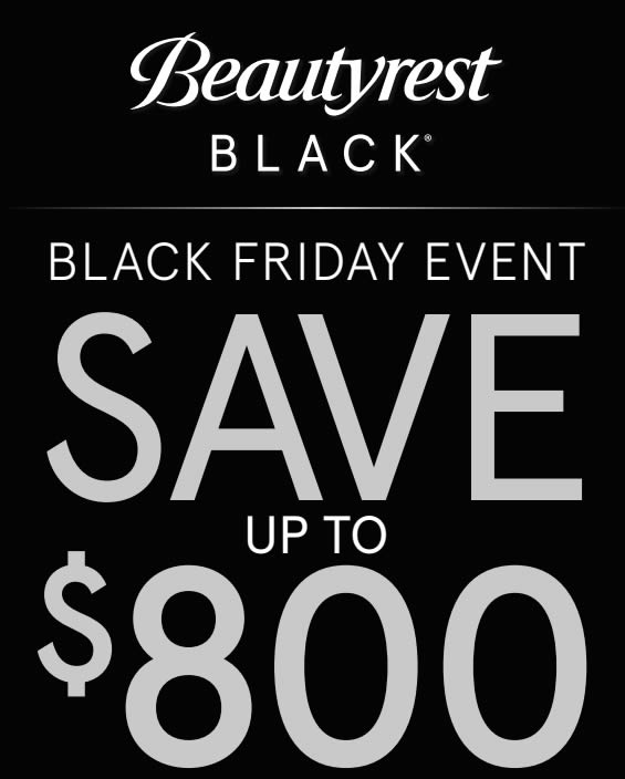 Save up to $800 on select Beautyrest mattress sets