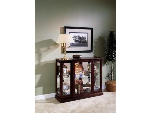 Ridgewood Cherry Display Cabinet