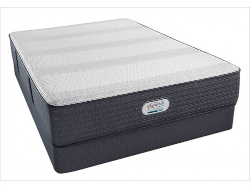 Crestridge Beautyrest® Platinum Hybrid Plush Mattress