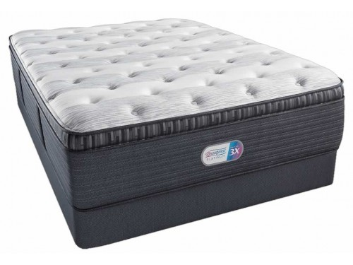 Beautyrest® Platinum Haven Pines Luxury Firm PIllow Top Mattress