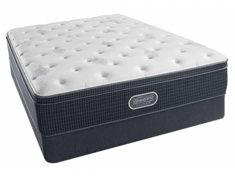 Beautyrest® Silver Open Seas Plush Euro Top Mattress