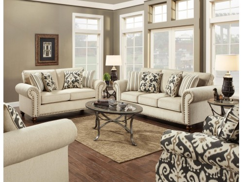 Fairly Sand Sofa Collection