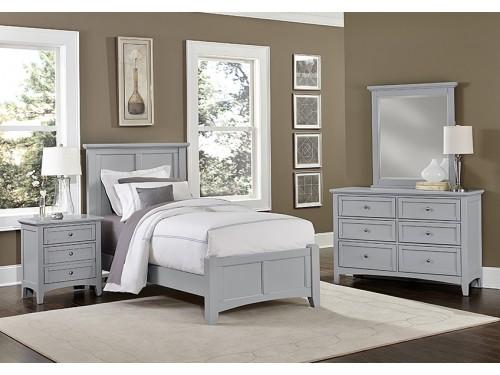 Bonanza Youth Bedroom - Gray