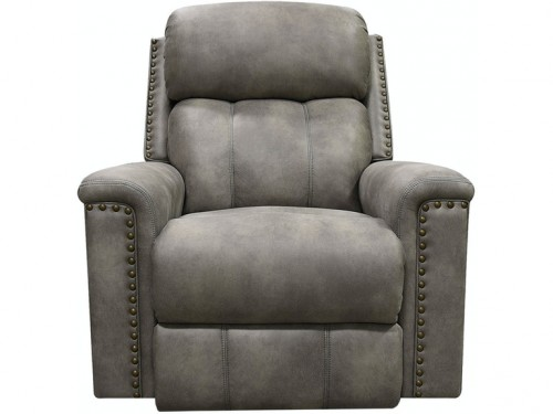 EZ1C00 Swivel Glider Recliner with Nails