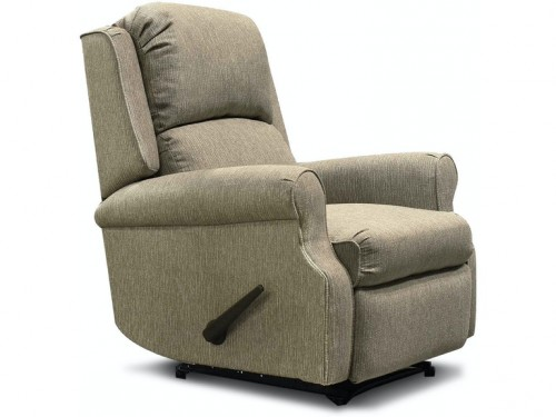 Marybeth Swivel Gliding Recliner with Handle