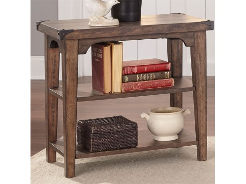 Aspen Skies Chair Side Table