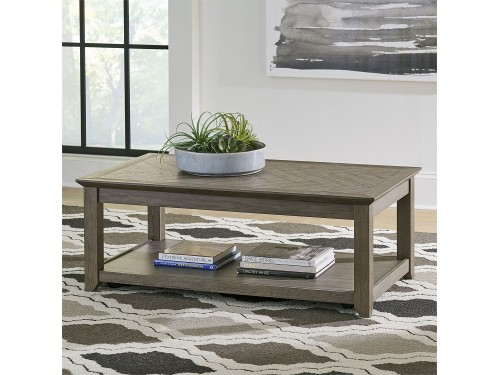 Rawson Rectangular Cocktail Table