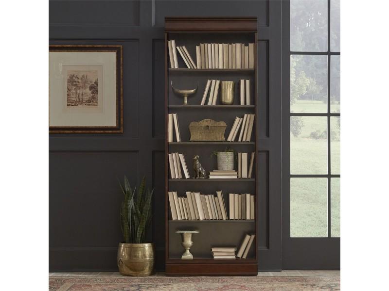 Brayton Manor Jr Executive 84 Inch Bookcase (RTA)