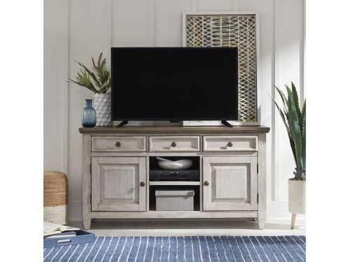 Heartland 56 Inch Tile TV Console