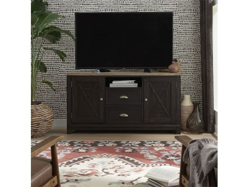 Heatherbrook 56 Inch TV Console