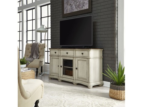 Parisian Marketplace 64 Inch TV Console