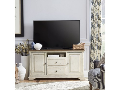 Morgan Creek 56 Inch TV Console