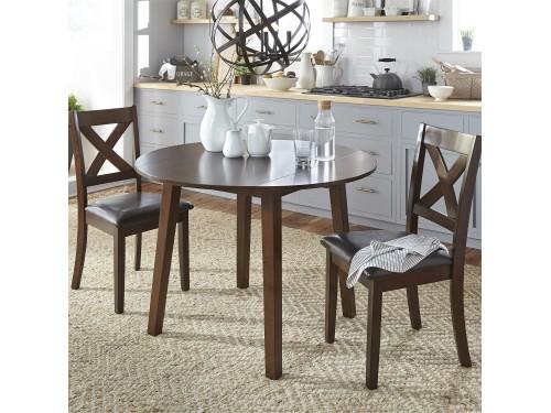 Thornton 3 Piece Drop Leaf Table Set
