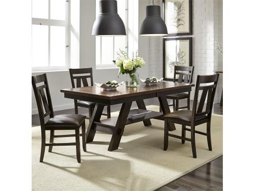 Lawson 5 Piece Rectangular Table Set