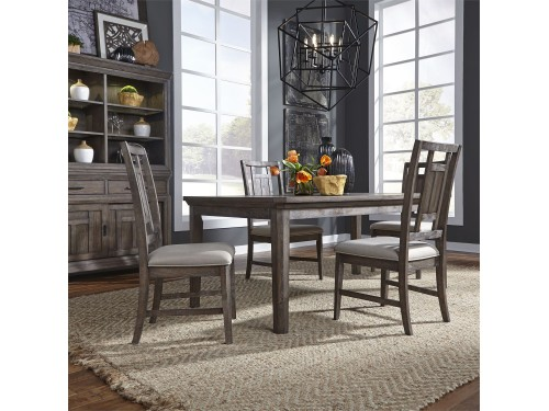Artisan Prairie 5 Piece Rectangular Table Set