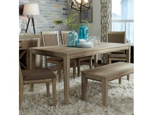 Sun Valley 6 Piece Rectangular Table Set