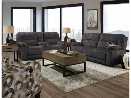 Top Gun Reclining Sofa Collection