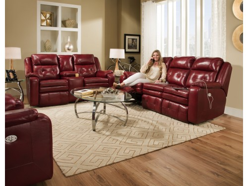 Inspire Reclining Sofa Collection