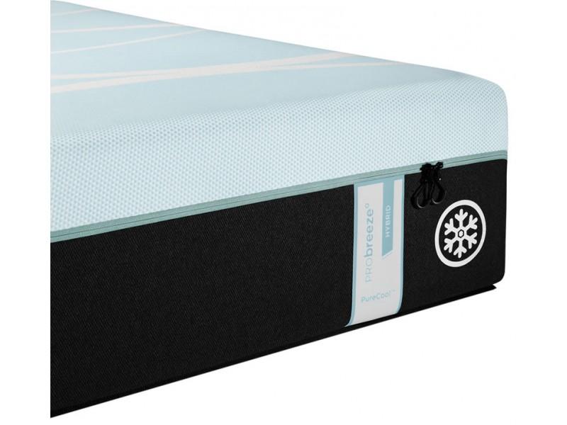 Tempur-Pedic PRObreeze° Medium Hybrid Mattress